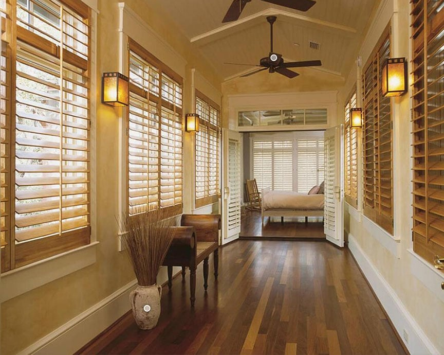 Timber shutters category image