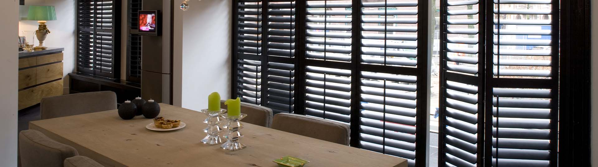 timber plantation shutters project photo